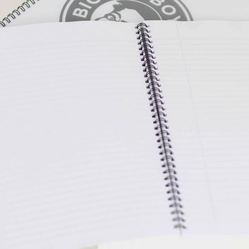BIGGER BOY lined notepad