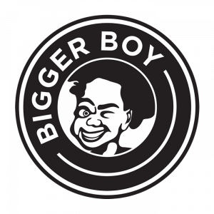 BIGGER BOY logo