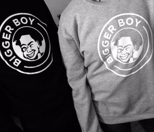 Bigger Boy Sweatshirts