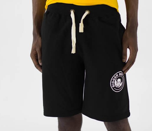 BIGGER BOY Classic Shorts - Black
